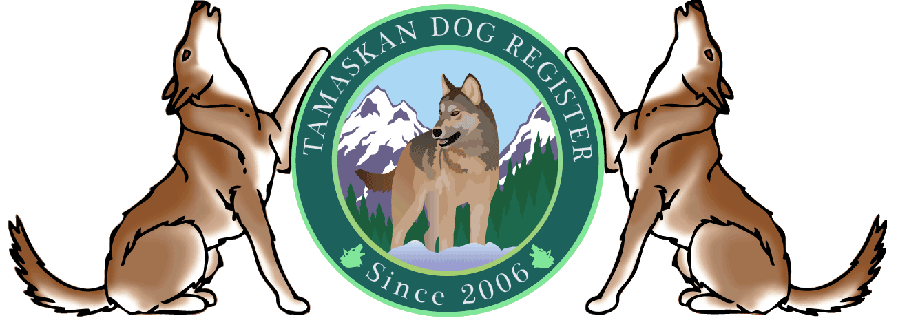 Tamaskan Dog Register logo